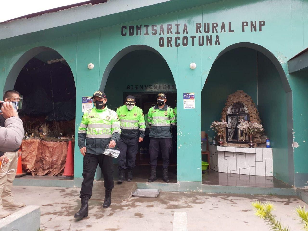 unos-25-policias-de-distintas-divisiones-en-junin-y-huancavelica-se-contagian-con-el-coronavirus