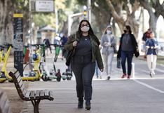 Israel: usar mascarilla al aire libre no será obligatorio a partir del domingo