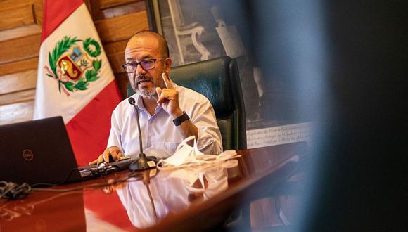 Víctor Zamora (Foto: Archivo)