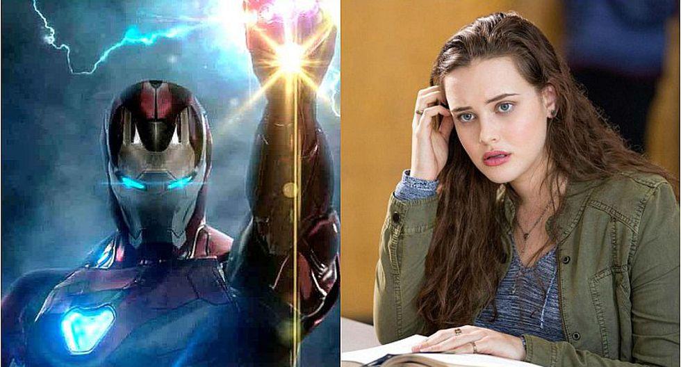 Esta es la razón por la que cortaron la escena de Katherine Langford en 'Avengers: Endgame'