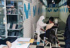 Tras la muerte de comerciante, colegas de pasaje Andaluz en Huancayo se someten a prueba COVID-19