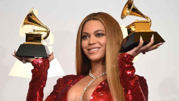 """El codirector de """"Black is King"""": """"Beyoncé tiene muy claro lo que quiere"""". (Foto: AFP)"""