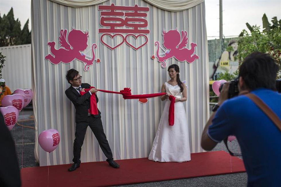 Día de San Valentín: Así lo celebran en todo el mundo (FOTOS)