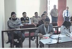 Huarmey: Confirman condena a dos extorsionadores