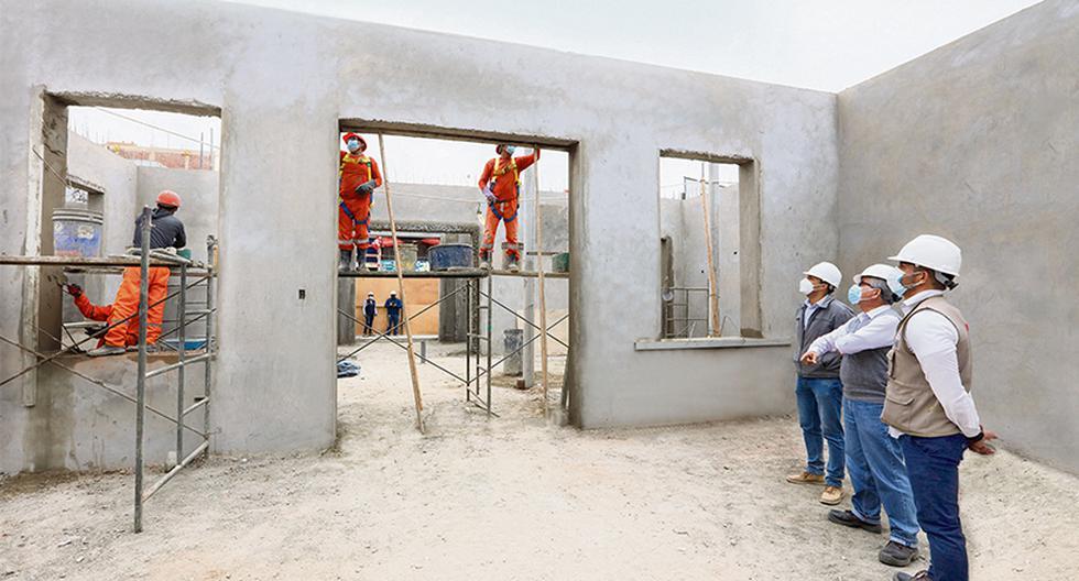 Bicentenario del Perú: se reconstruye la Casa del Libertador