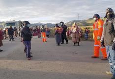 Minera Antapaccay anuncia suspensión de sus actividades por bloqueo del Corredor Minero del Sur