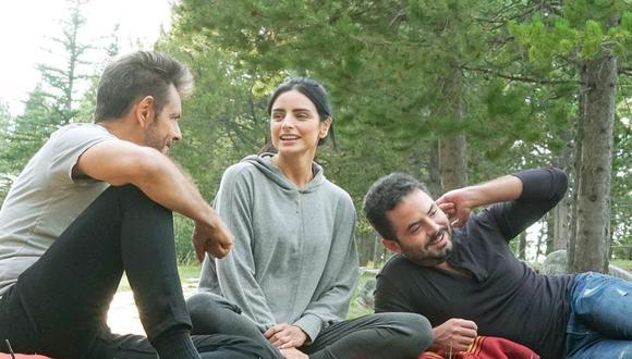 """La segunda temporada de """"De viaje con los Derbez"""" puede ser vista en Amazon Prime Video. (Foto: @ederbez)"""