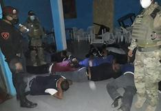 En Arequipa intervienen local donde se presume que se ejercía la prostitución
