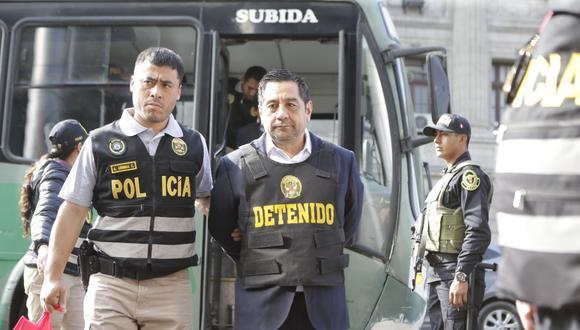José Luis Cavassa Roncalla es investigado por la Fiscalía de Crimen Organizado del Callao por integrar la presunta organización criminal Los Cuellos Blancos del Puerto. (Foto: Alonso Chero / GEC)