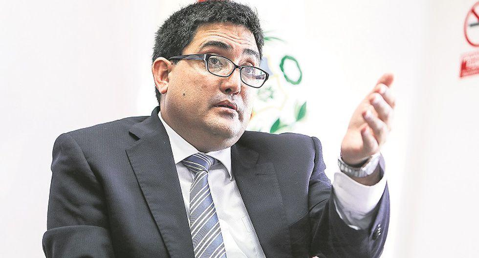 Jorge Ramírez (Foto: Yosashira Pérez)