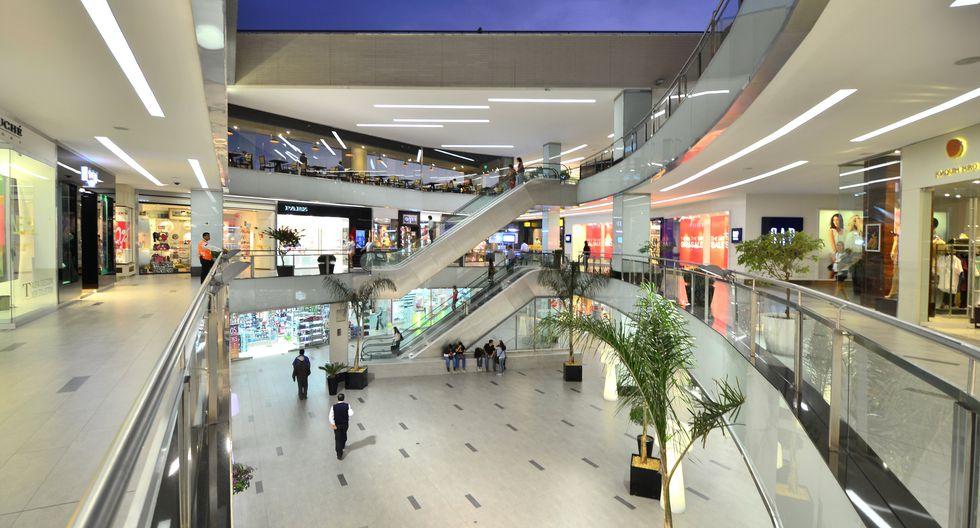 Centro comercial. (Foto: GEC)