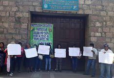 Policía cierra colegio que atendía niños vulnerables