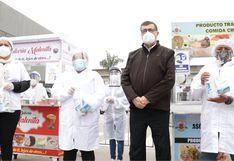 Madres comerciantes serán sometidas a pruebas rápidas de COVID-19 en el Callao