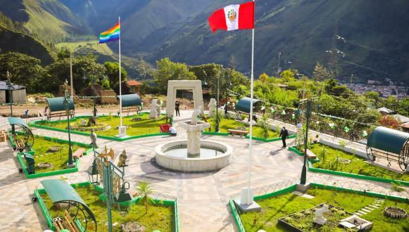 Cusco: El gobernador Benavente García indicó que la inmunización llegará en forma oportuna a todos los sectores implicados en la reactivación turística. (Foto: Andina)