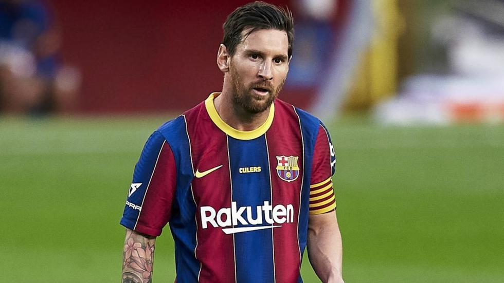 Lionel Messi (AFP)