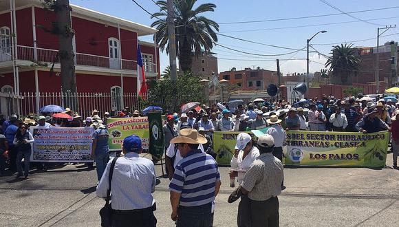 GRT adeuda más de S/ 4 millones a Electrosur por subsidio a agricultores