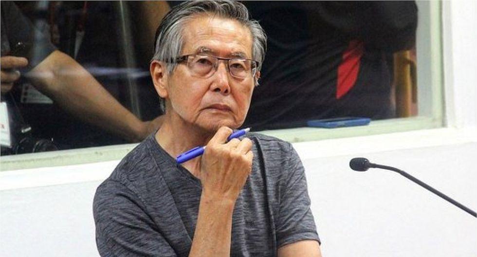 Poder Judicial admite hábeas corpus de Alberto Fujimori ante anulación de su indulto