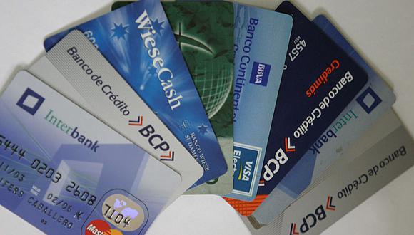 Hay entidades financieras que no cobran membresía y otras llegan a los US$ 1.000 de comisión. (Foto: Andina)