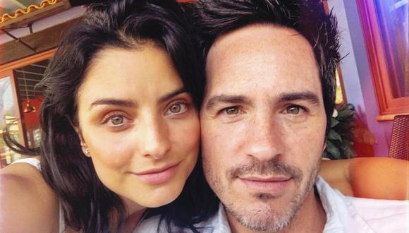 Mauricio Ochmann solicitó formalmente el divorcio a Aislinn Derbez en una corte de Los Ángeles.