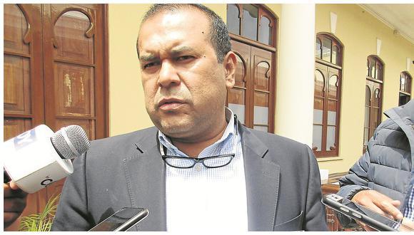 Alcalde de Chiclayo solicita apoyo de PNP para mercado Modelo