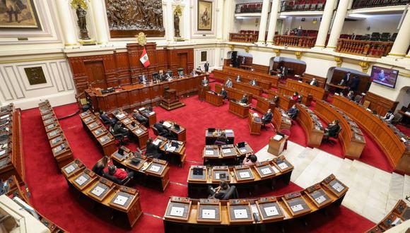 Perú Libre ha anunciado que en los próximos días presentará un proyecto de reforma para convocar a una la Asamblea Constituyente y elaborar una nueva carta magna. (Foto: Andina).