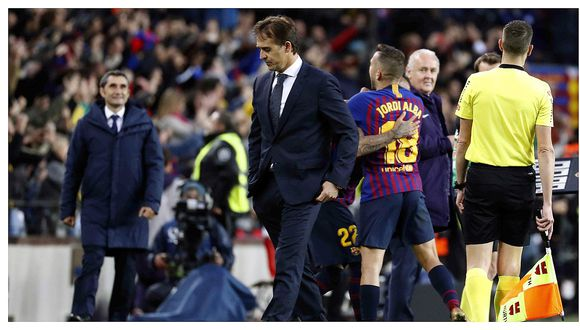 Real Madrid evalúa lista de posibles técnicos para reemplazar a Julen Lopetegui