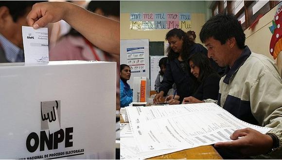 Tres restricciones que se aplicarán a las personas que no votaron en las elecciones 2018