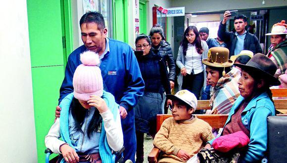 Joven Madre fue secuestrada y asesinaron a su hijo en Huancané