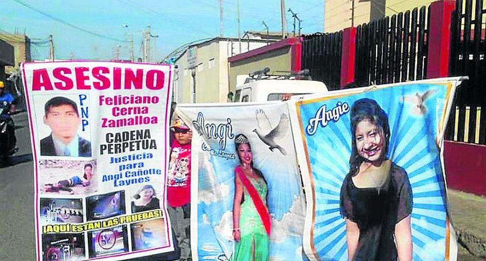 Familiares marchan pidiendo justicia para joven que fue asesinada en 2015