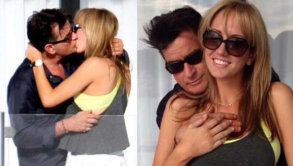 "Charlie Sheen ofreció ""hacer un trío"" a Robert de Niro"