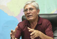 Fiscal de la Nación presenta denuncia constitucional contra excongresista Jorge Castro