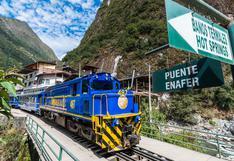 Machu Picchu: turistas nacionales pueden abordar Tren Local a 12 soles si hay espacios