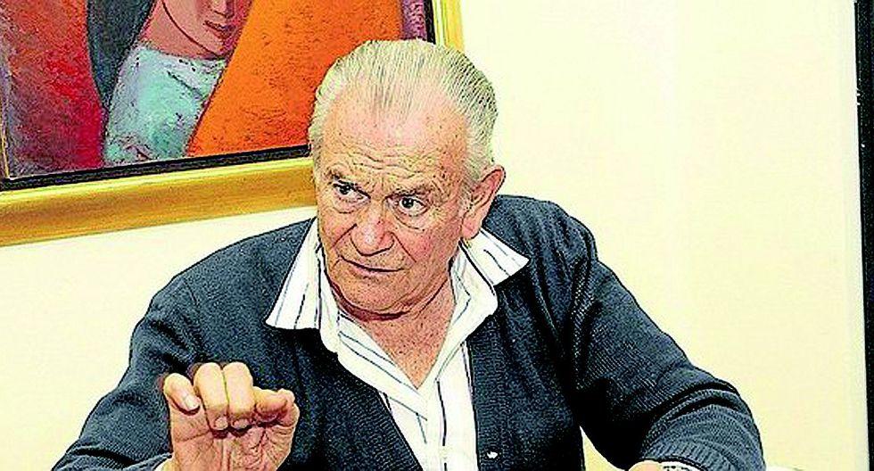 """José Murgia: """"Estoy a órdenes de cualquier investigación que se quiera realizar sobre Chavimochic"""""""