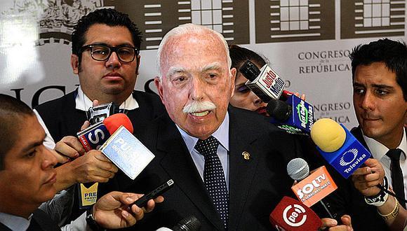 """Tubino: """"No vamos a presentar una moción de censura contra el ministro de justicia"""""""