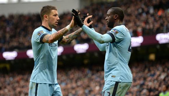 Premier League: Manchester City gana y comparte la punta con Chelsea