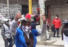 Huancavelica: Candidato afirma que quiso ir con partido de Antauro Humala, pero era muy caro y que pagó 5 mil soles en la lampa