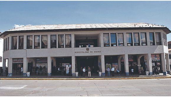 Cuatro ediles de Huaraz dan positivo a coronavirus