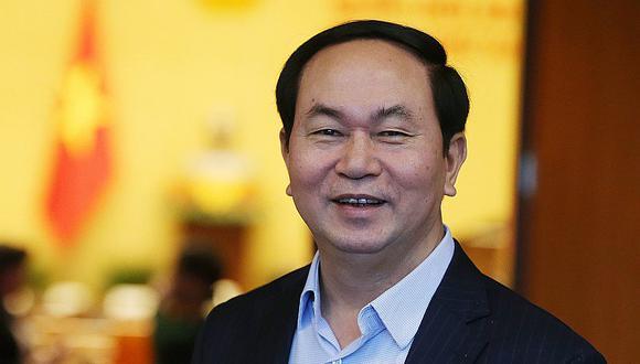 Murió presidente de Vietnam a los 61 años tras una larga enfermedad