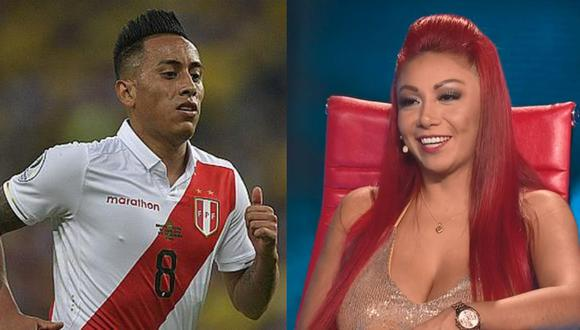 """""""Cueva también vino para llevarme a Brasil. Se contactó conmigo mediante su manager, me dijo que me daban todo pagado"""", confesó la bailarina."""