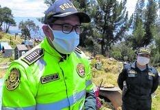 La PNP intensificará intervenciones en la región Junín para evitar los contagios de COVID-19