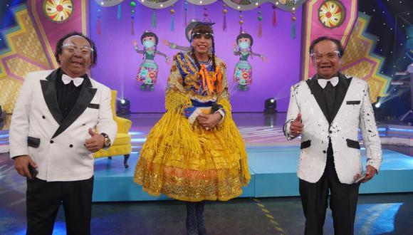 """'Melcochita' reaparecerá en televisión en """"El reventonazo de la Chola"""". (Foto: América Televisión)"""
