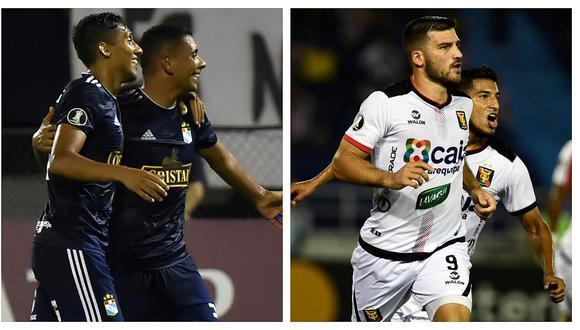 Sporting Cristal y Melgar ya conocen a sus rivales en la segunda fase de la Copa Sudamericana