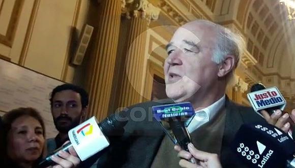 """Victor García Belaúnde: """"Martín Vizcarra está borracho de poder"""" (VIDEO)"""