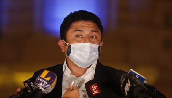 El congresista Guillermo Bermejo votó en contra de norma para incinerar restos de terroristas. (Foto: El Comercio)