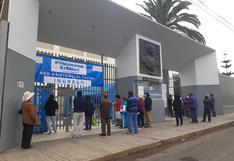 En pocas horas se acaban vacunas para adultos mayores de 75 años en Tacna