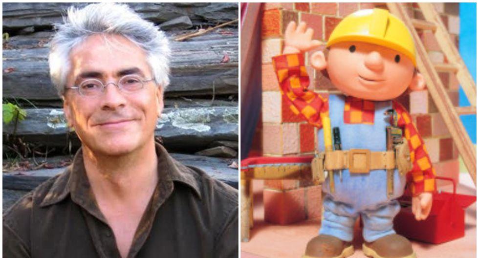 """Actor que le dio voz a """"Bob, el constructor"""" falleció a los 62 años."""