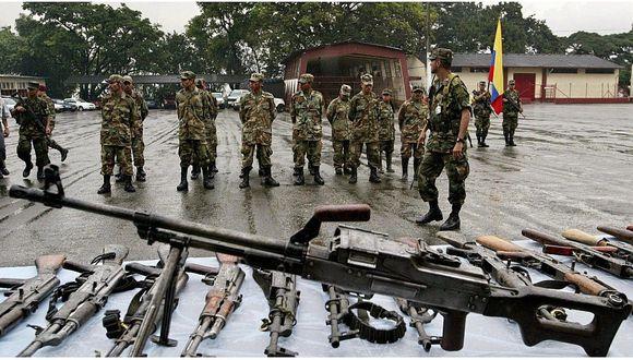 ELN comunica que realizará paro armado en Colombia