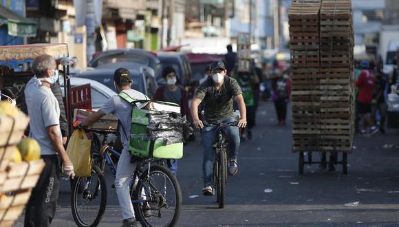 Estas son las restricciones para el fin de semana en Lima y Callao. (Foto: Francisco Neyra)