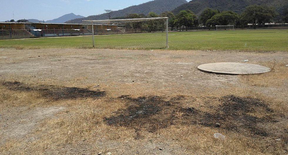 Estadios de Piura se caen a pedazos (FOTOS)
