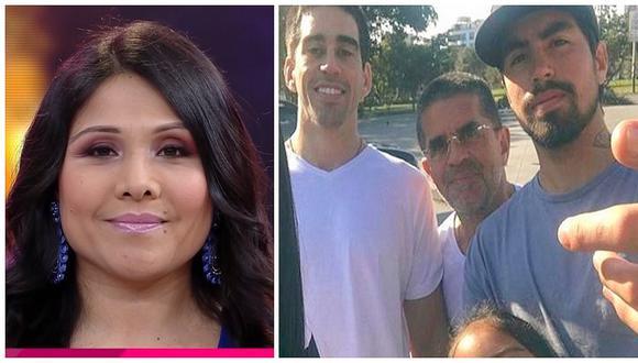 Tula Rodríguez y el hijo mayor de Javier Carmona administrarán bienes del exgerente